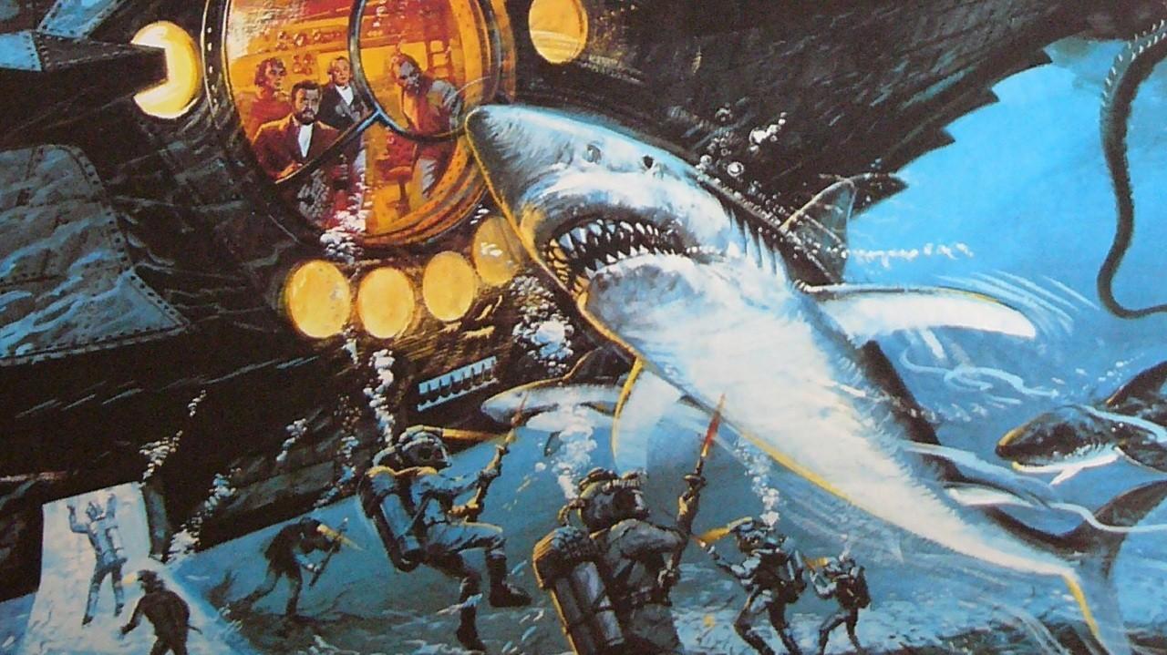 20000 лье под водой 1954  в качестве hd