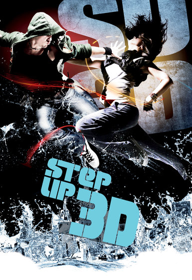 Шаг вперед 3D / Step Up 3D (Джон М. Чу / Jon Chu) [2010 г., драма, мелодрама, музыка, DVDRip] Dub