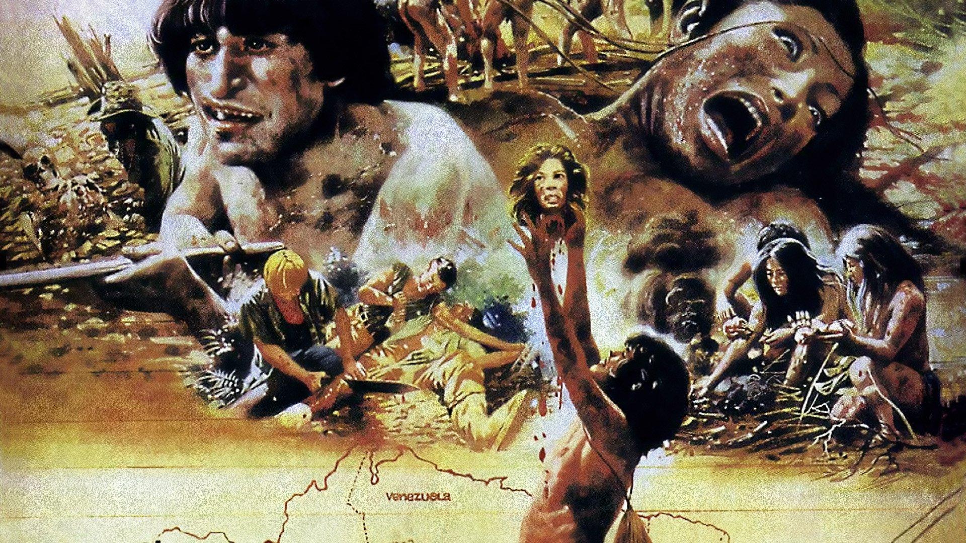 Реальные съемки секса с индейцами в джунглях