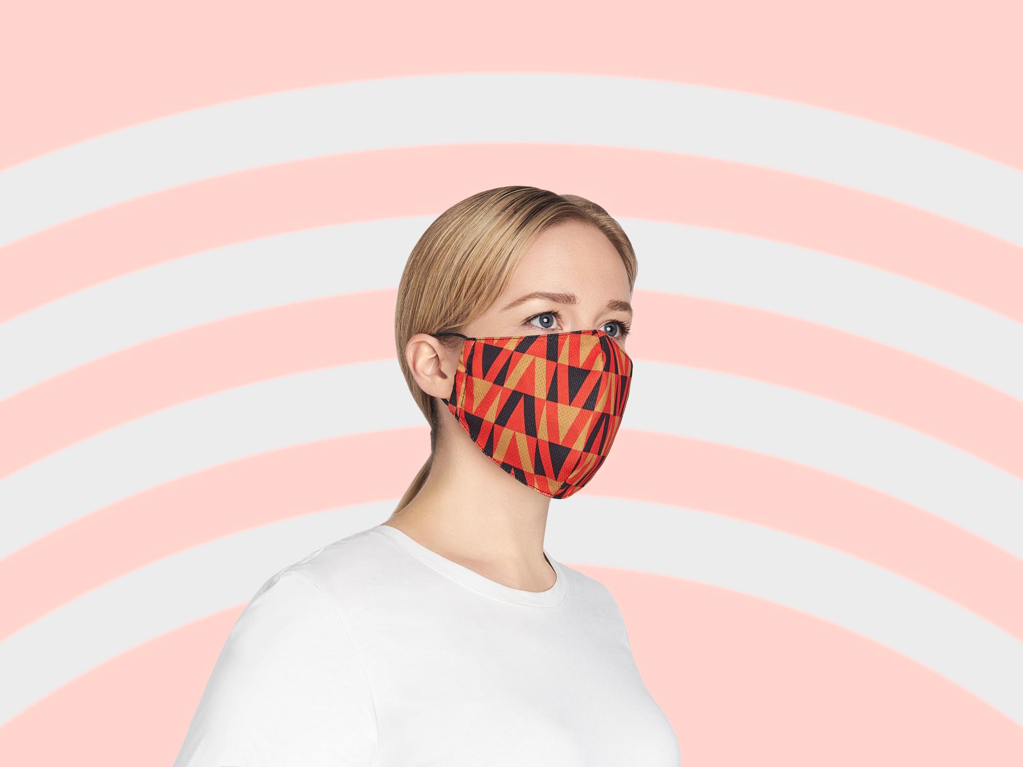 Heart of Moscow создали коллекцию защитных масок, вдохновленную русским авангардом – Афиша