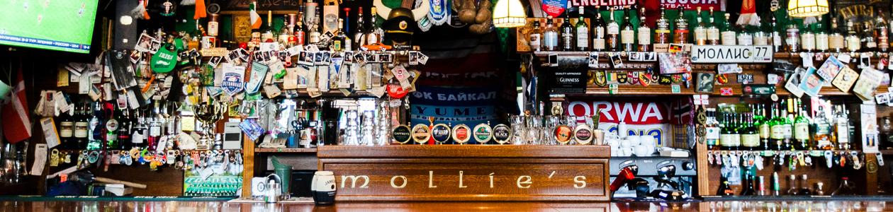Кафе Mollie's. Москва Мясницкая, 13, стр. 3