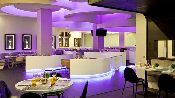 Ресторан MC Traders. Москва Пресненская наб., 2, гостиница «Novotel Москва-сити»