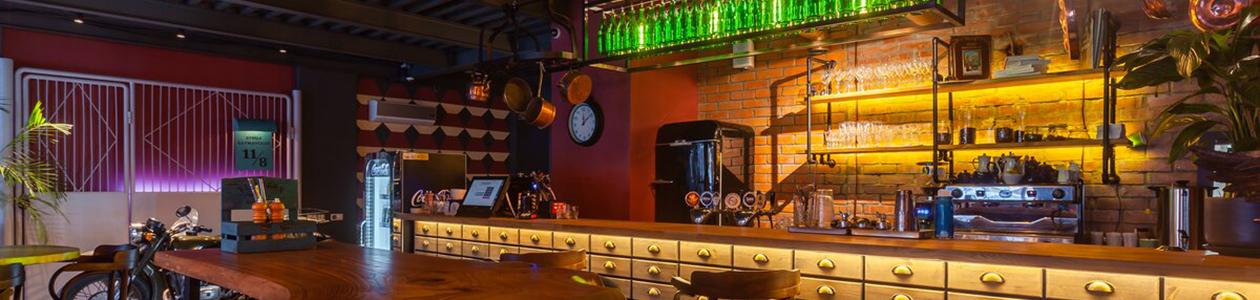 Пивной ресторан Platov Pub. Москва Бауманская, 11, стр. 8