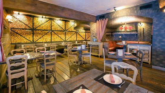 Ресторан Амбар. Новосибирск Ленина, 48