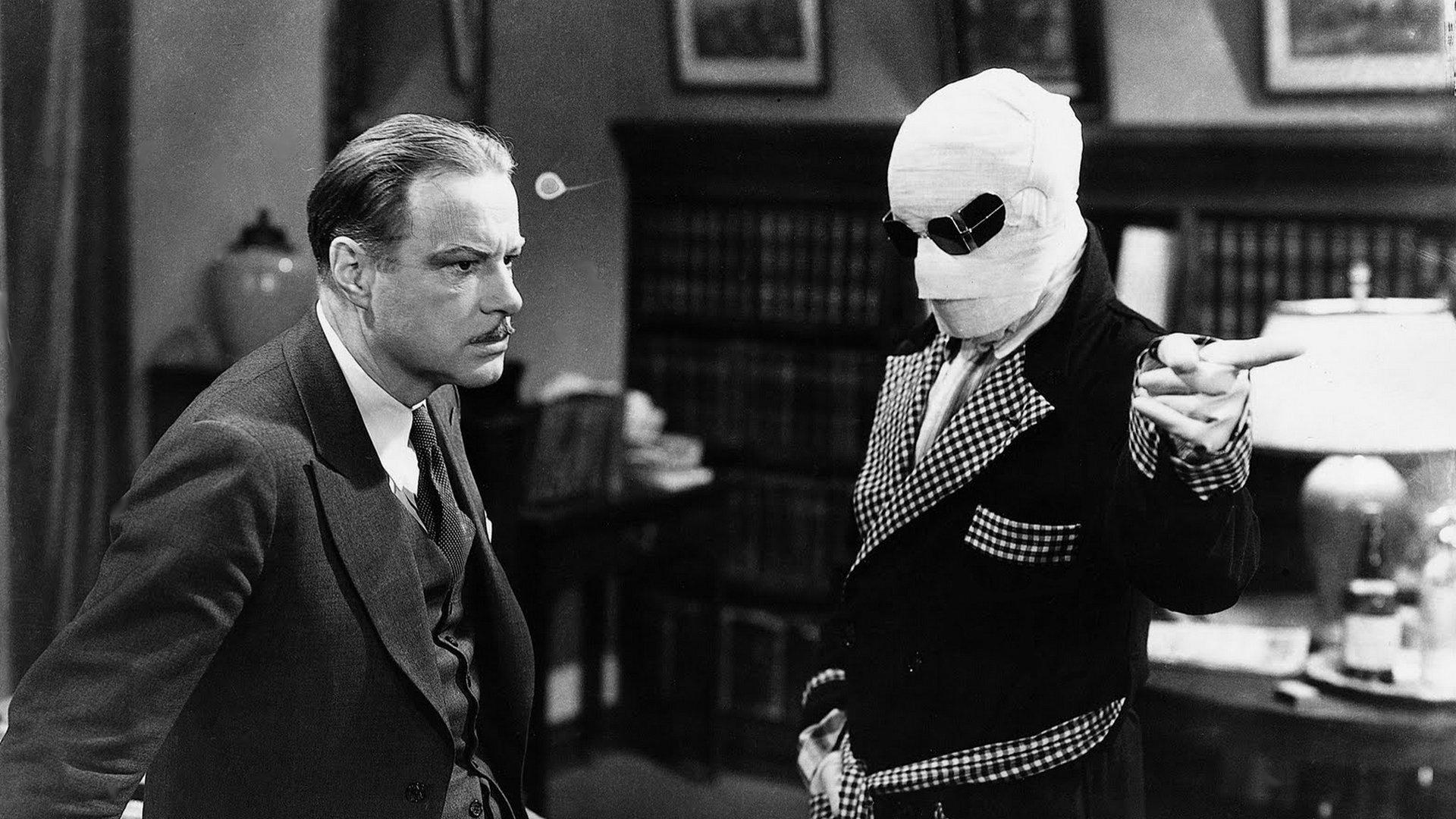 Человек-невидимка (США, 1933) смотреть онлайн – Афиша-Кино