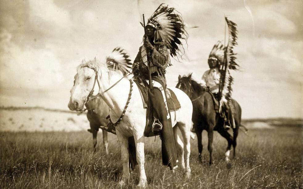 Дикий Запад. Североамериканские индейцы. Мифы и реальность